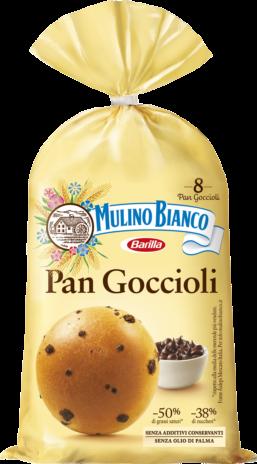 PAN GOCCIOLI MULINO B. 12x0,336