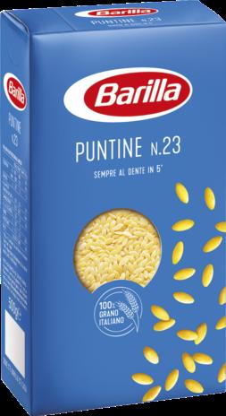PUNTINE BARILLA N.23 24x0,500