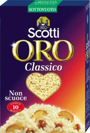RISO SCOTTI ORO S.V. 10x1