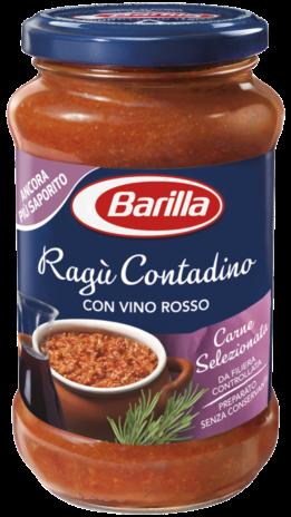 RAGU' CONTADINA 06x0,400