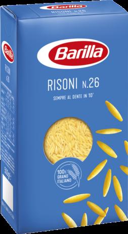 RISONI BARILLA N.26 16x0,500