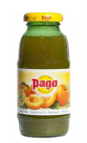 SUCCHI PAGO ALBICOCCA 24x0,200