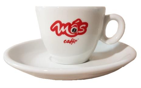 TAZZA COLAZIONE MAS CAFFE' 6x1