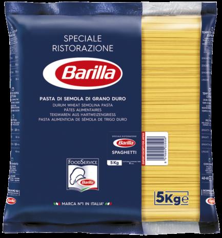 SPAGHETTI BARILLA N.5 KG.5x3