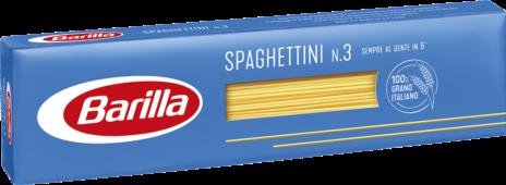 SPAGHETTINI BAR. N.3 35x0,500