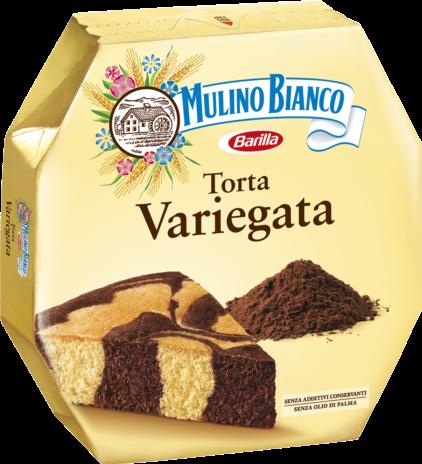 TORTA VARIEGATA M.B.  04x0,460