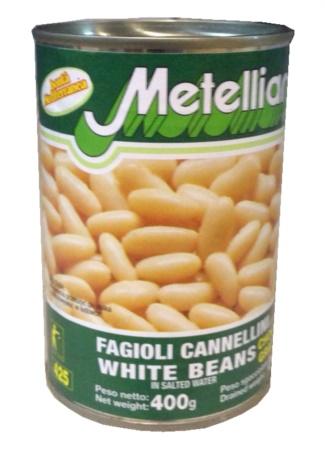 FAGIOLI CANNELLINI    24x0,400