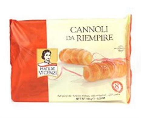 CANNOLI DA RIEMPIRE 09x0,150
