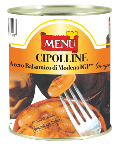 CIPOLLINE ACETO BALS. 06x2.550