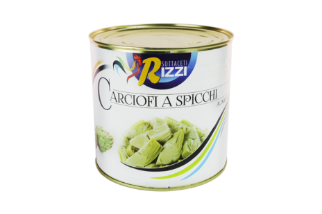 CARCIOFI SPACC ACQUA 6x3kg