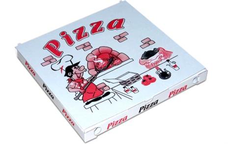 PIZZA BOX SR 30X30X3  PZ 100