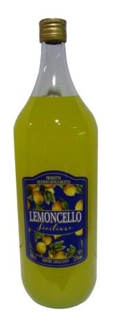 LEMONCELLO SICILIANO  LT.2x6