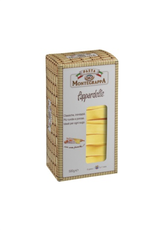 PAPPARDELLE UOVO 12x0.250
