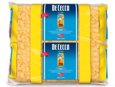 PIPE RIGATE DE CECCO KG.3x4