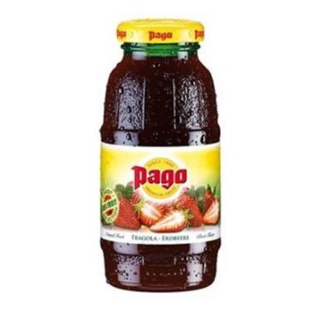 SUCCHI PAGO FRAGOLA 12x0,200
